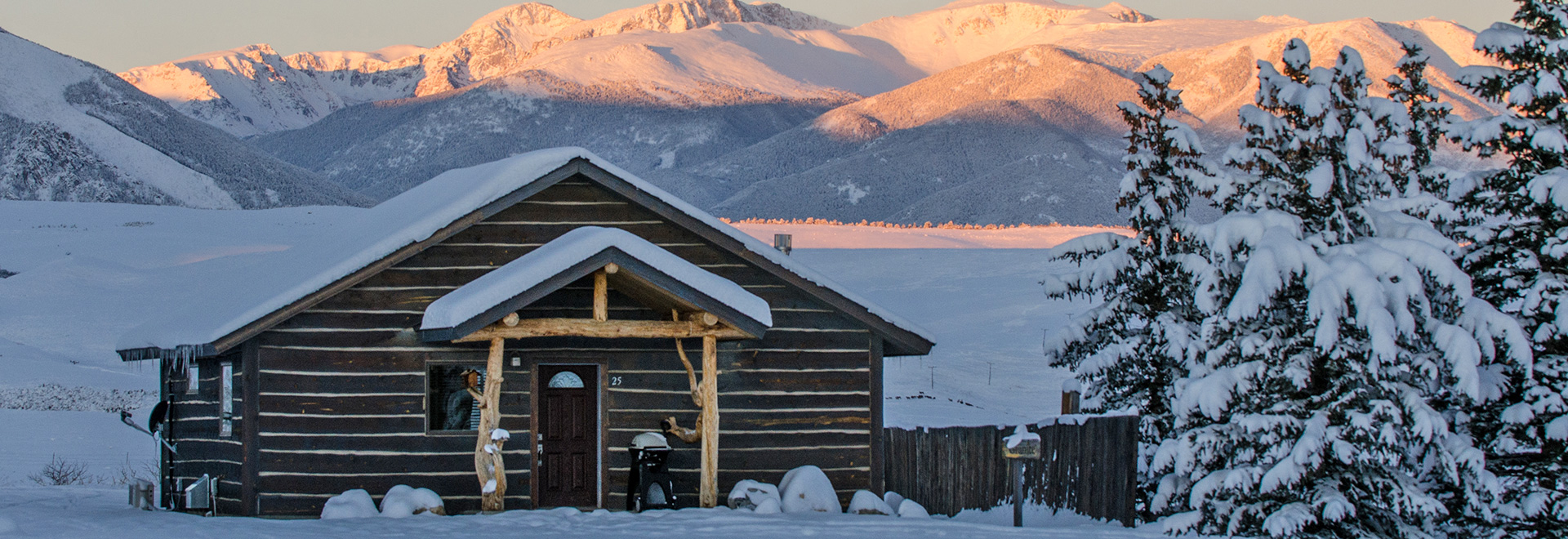 Sylvan Cabin Blue Sky Cabins