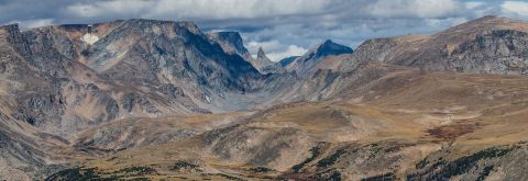 The Bears Tooth on The Beartooth Highway!